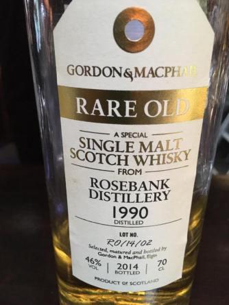 Rosebank 1990 - 2014 2