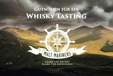 Malt Mariners Whisky Tastings Single Malt Scotch Whisky Verkostungen Proben Events und Spirituosen Messen