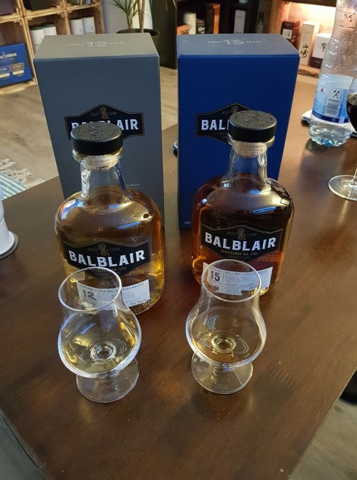 Balblair 12 und Balblair 15 Single Malt Scotch Whisky Review Malt Mariners