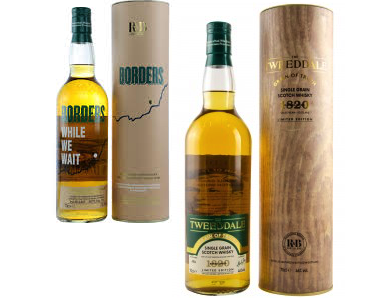 Borders Single Grain Scotch Whisky Lowland