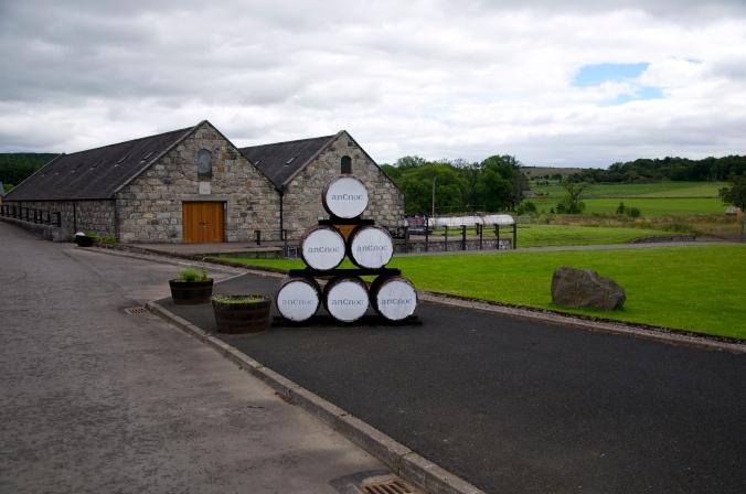 AnCnoc Single Malt Knockdhu Scotch Whisky Destillerie Malt Mariners