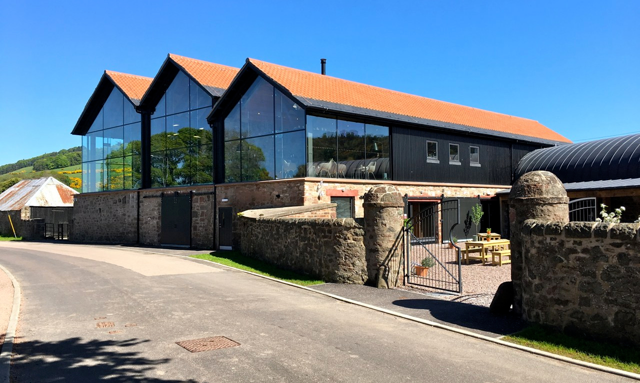 Lindores Abbey Single Malt Scotch Whisky Distillery Brennerei Malt Mariners Whisky Tastings
